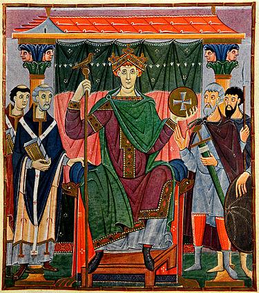Otto al III-lea (980 – 23 ianuarie 1002), fost cel de-al patrulea conducător al dinastiei saxone sau Ottoniene, fiul lui Otto al II-lea și al reginei Theophanu, nepoata Împăratului Bizantin Ioan I Tzimisces. A fost încoronat Rege al Germaniei în 983 la moartea tatălui său și încoronat în Catedrala din Aachen în 983 la vârsta de 3 ani - foto: ro.wikipedia.org