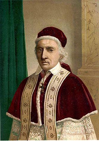 Papa Clement al XII-lea, cu numele de botez Lorenzo Corsini (n. 7 aprilie 1652 — d. 6 februarie 1740) (în franceză Clément XII, în latină Clemens XII, în italiană Clemente XII) a fost un papă al Romei, între anii 1730 - 1740 - foto: ro.wikipedia.org