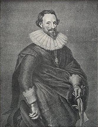 Pieter Corneliszoon Hooft (n. 16 martie 1581 – d. 21 mai 1647) - cavaler al Ordinului Sfântului Mihail - a fost un istoric, poet și dramaturg olandez din perioada Epocii de Aur Olandeze. În scrierile sale a prezentat în special idealurile sale politice privind guvernarea bazată pe toleranță și rațiune - foto: ro.wikipedia.org
