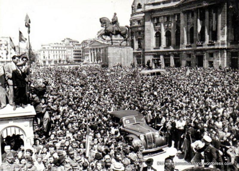 10 mai 1945 - foto: inliniedreapta.net