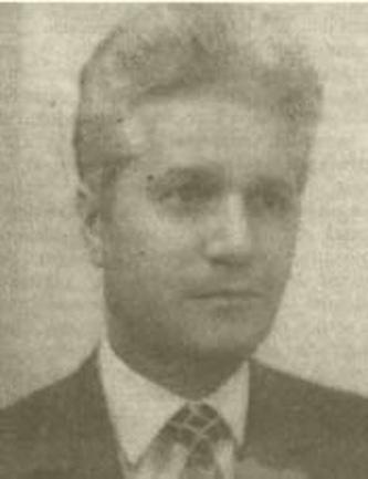 Stan Velea (n. 29 mai 1933 - m. 2007) specialist român în limba polonă, comparatist şi traducător - foto: referatele.com
