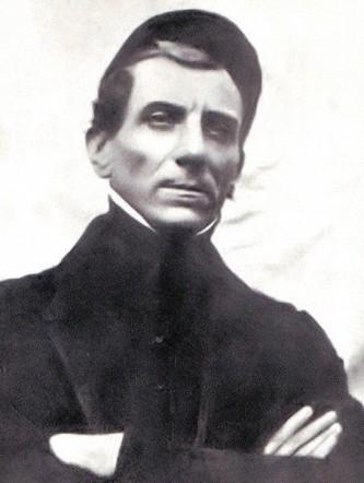 Stephan Ludwig Roth (n. 24 noiembrie 1796, Mediaș - d. 11 mai 1849, Cluj) a fost un gânditor umanist, istoric, profesor și pastor luteran sas din Transilvania, participant la Revoluția de la 1848 - foto: ro.wikipedia.org