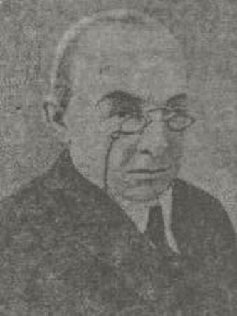 Theodor Dimitrie Speranția (n. 4 mai 1856, Onești, Iași — d. 9 martie 1929, București) a fost un academician român, scriitor, folclorist, membru corespondent (1891) al Academiei Române - foto: cersipamantromanesc.wordpress.com