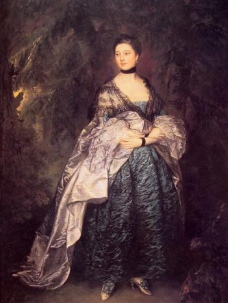 "Thomas Gainsborough, ""Lady Alston"" (cca. 1760) - foto: wikiart.org"