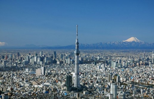 Tokyo Skytree - foto: tokyo-skytree.jp