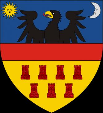 Stema istorică a Transilvaniei din 1659 până în 1867 - foto: ro.wikipedia.org