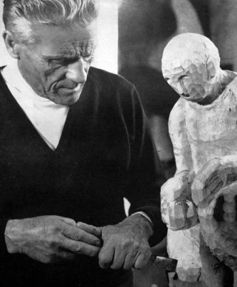 Gheza Vida, Vida Géza în limba maghiară, (n. 28 februarie 1913, Baia Mare - d. 11 mai 1980, Baia Mare) a fost un politician comunist, sculptor modern din Maramureș, membru corespondent al Academiei Române - foto: cersipamantromanesc.wordpress.com