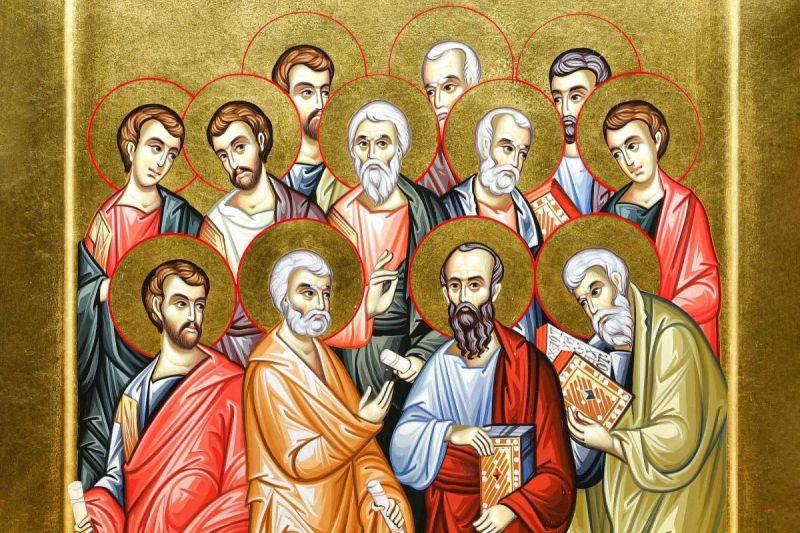 Soborul Sfinţilor 12 Apostoli (30 iunie) -  foto preluat de pe ziarullumina.ro