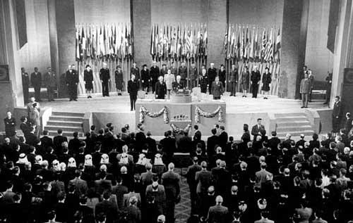26 iunie 1945: A fost semnată, la San Francisco, Carta Națiunilor Unite - foto: news-alert.eu