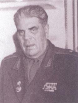 General-maior Iosif Mordoveţ (1899 - 1976)  unul dintre organizatorii deportărilor din 5-6 iulie 1949 - foto: ro.wikipedia.org