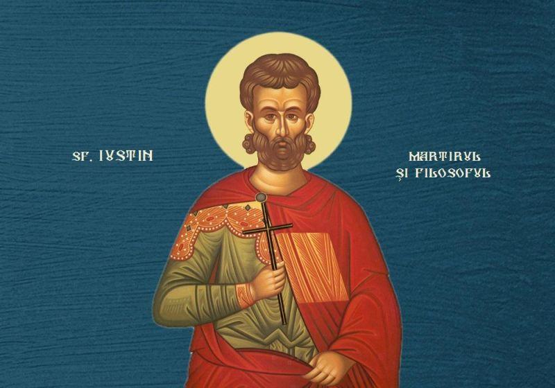 Sfântul Iustin Martirul și Filosoful (100-160) - foto preluat de pe ziarullumina.ro
