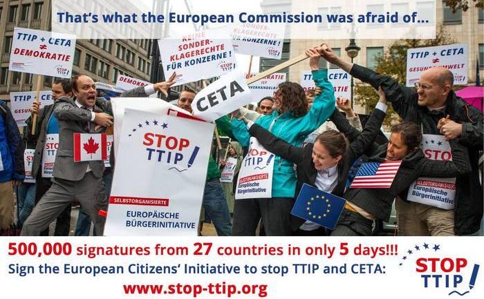 ONG-uri din Europa şi Canada cer guvernului Cioloş să stopeze ratificarea CETA - foto: epochtimes.ro