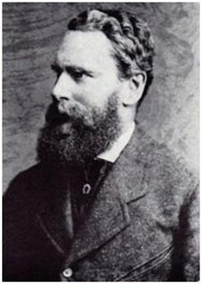 Sir Charles Augustus Hartley (February 3, 1825 – February 20, 1915) a fost inginerul șef al Comisiei Europene a Dunării, a redat Dunărea navigației moderne și  supranumit Părintele Dunării - foto: mistereledunarii.wordpress.com