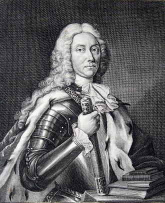 Dimitrie Cantemir (n. 26 octombrie 1673 – d. 21 august 1723) a fost domnul Moldovei în două rânduri (martie - aprilie 1693 și 1710 - 1711) și un mare cărturar al umanismului românesc. Printre ocupațiile sale diverse s-au numărat cele de enciclopedist, etnograf, geograf, filozof, istoric, lingvist, muzicolog și compozitor. A fost membru al Academiei de Științe din Berlin - in imagine, Dimitrie Cantemir, portret în prima ediție a operei Descriptio Moldaviae (1716) - ro.wikipedia.org