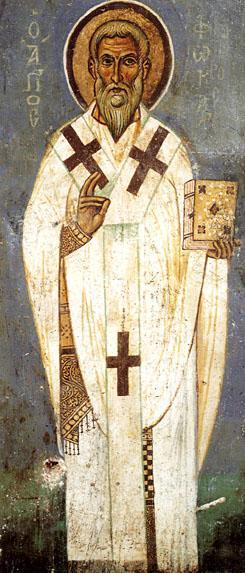 Sfântul Sfințit Mucenic Foca, Episcopul de Sinope  († 117) Biserica Ortodoxă îl prăznuiește pe 22 septembrie - foto: doxologia.ro