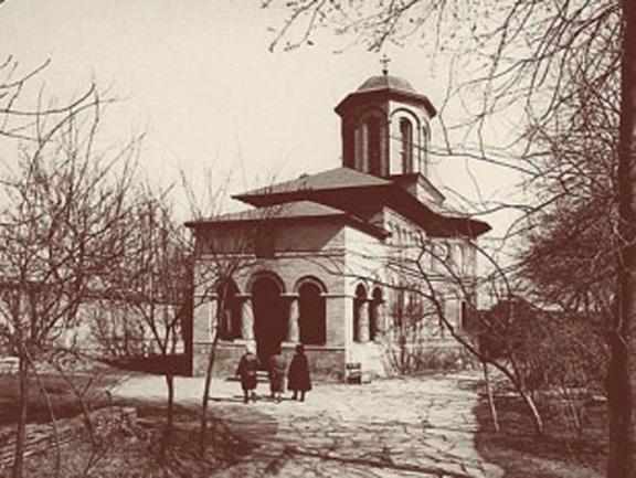 Mănăstirea Mărcuța este un lăcaș de cult, situat în estul orașului București. Este monument istoric. Mănăstirea a fost construită de Dan vel Logofătul, în timpul domniei lui Mihnea Turcitul, mai exact în anul 1587. Numele provine de la al doilea ctitor al mănăstirii, Marcu Armașu. Din complexul monahal face parte Biserica Mărcuța. La Mărcuța a fost internat și poetul Mihai Eminescu - foto: ehartabucuresti.ro