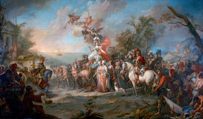 Războiul Ruso-Turc (1768–1774) - foto preluat de pe ro.wikipedia.org