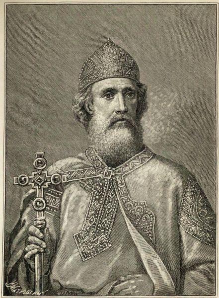 Vladimir I, alternativ Volodimir I, numit și cel Sfânt, cel Mare, cel Asemeni Apostolilor, a fost din 980 până în 1015 cneaz al Kievului - foto preluat de pe en.wikipedia.org