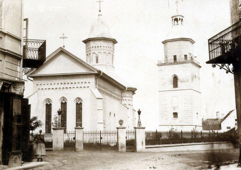 "Biserica ""Sfântul Dumitru"" din Suceava - foto: imagini.orasulsuceava.ro"