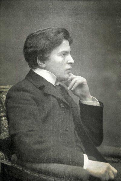 George Enescu (1881– 1955) - foto preluat de pe ro.wikipedia.org