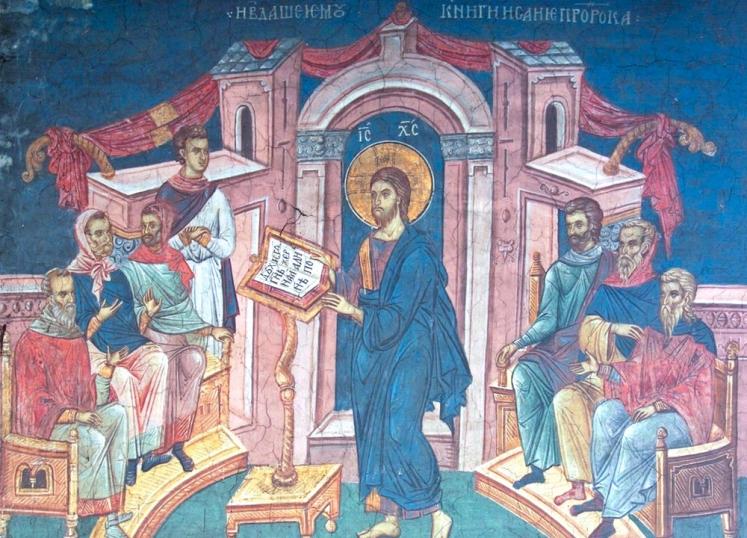 Hristos invatand in templu - foto preluat de pe ziarullumina.ro