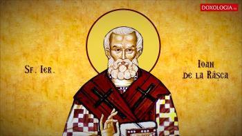 Sfântul Ierarh Ioan de la Mănăstirile Râșca și Secu, episcopul Romanului - foto preluat de pe doxologia.ro
