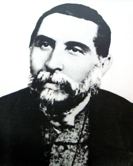 Ion Ghica (n. 12 august 1816, București - d. 22 aprilie 1897, Ghergani, județul Dâmbovița) a fost o personalitate marcantă a celei de-a doua jumătăți a secolului al XIX-lea. Economist, matematician, scriitor, pedagog, diplomat și om politic, Ion Ghica a fost prim-ministru de cinci ori: de trei ori al guvernului României (în 1866, în 1866-1867 și în 1870-1871) și de două ori între 1859 și 1860, la Iași și la București, în perioada în care țările române se uniseră într-un stat, însă păstrau încă două guverne separate - foto: ro.wikipedia.org