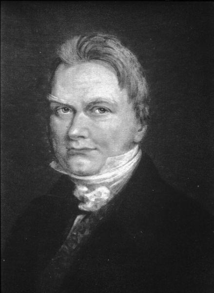 Jöns Jakob Berzelius (n. 20 august, 1779 - d. 7 august, 1848) a fost un chimist suedez, inventator al notației chimice moderne, membru fondator al chimiei moderne, alături de John Dalton și Antoine Lavoisier - foto: en.wikipedia.org