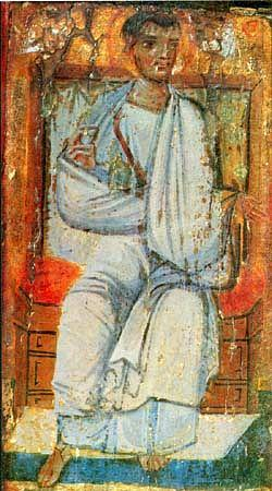 Sfântul Apostol Tadeu - foto preluat de pe ro.orthodoxwiki.org