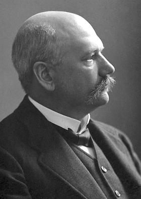 Ludwig Karl Martin Leonhard Albrecht Kossel (16 septembrie, 1853 – 5 iulie, 1927) a fost un medic german născut în Rostock, laureat al Premiului Nobel pentru Fiziologie sau Medicină în 1910.- foto: ro.wikipedia.org