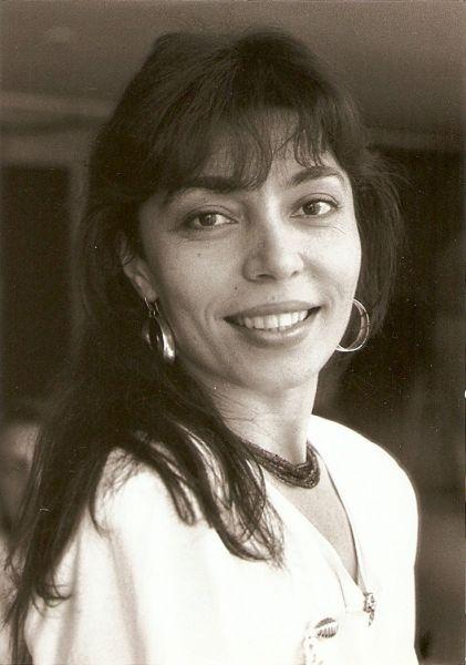 Anca Parghel (n. 16 septembrie 1957, Câmpulung Moldovenesc — d. 5 decembrie 2008, Timișoara) a fost o cântăreață și profesoară de jazz, fosta soție a pictorului Virgiliu Parghel - in imagine, Anca Parghel în Belgia, la sfârșitul anilor '90 - foto: ro.wikipedia.org