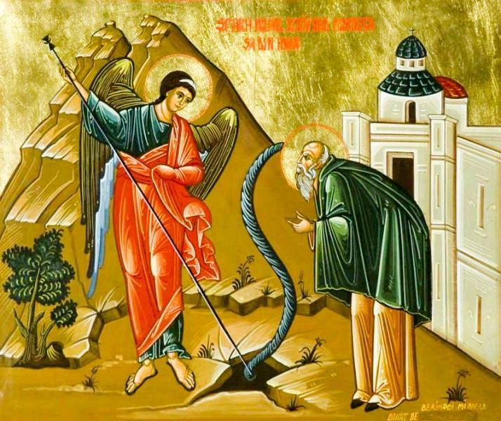 Pomenirea minunii din Colose a Sfântului Arhanghel Mihail  - foto preluat de pe ziarullumina.ro