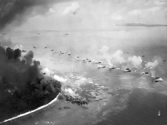 Bătălia de la Peleliu (15 septembrie 1944) - foto: ro.wikipedia.org