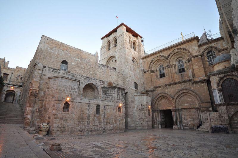Biserica Sfântului Mormânt - foto preluat de pe en.wikipedia.org