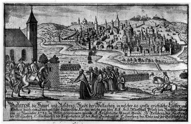 București (1789) - foto: ro.wikipedia.org