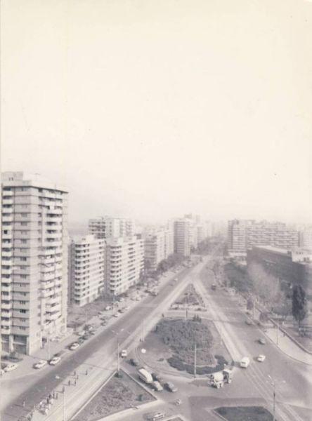 Cartierul Pantelimon în anii 1980 - foto: ro.wikipedia.org