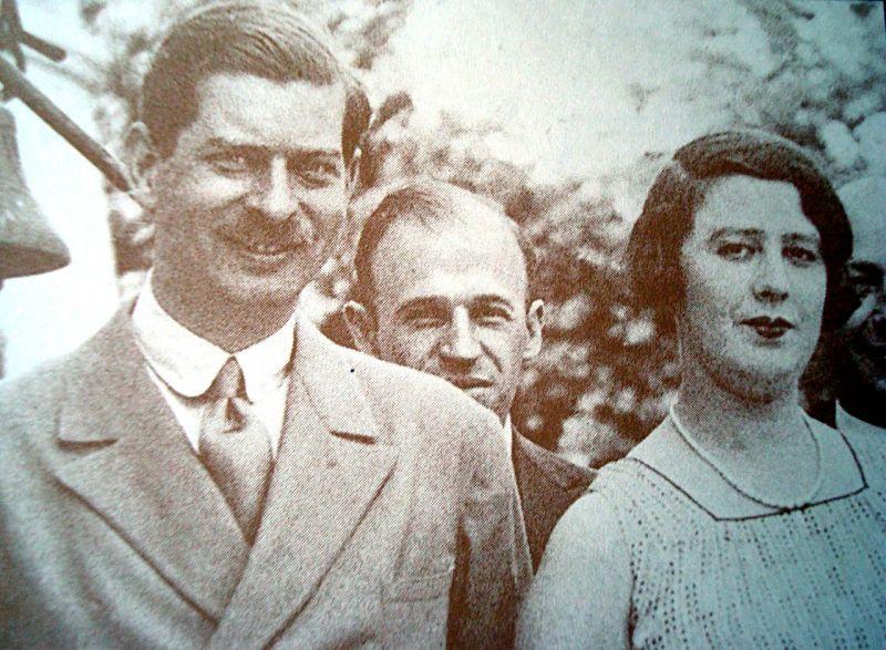 Carol al II-lea și Magda Lupescu - foto: ro.wikipedia.org