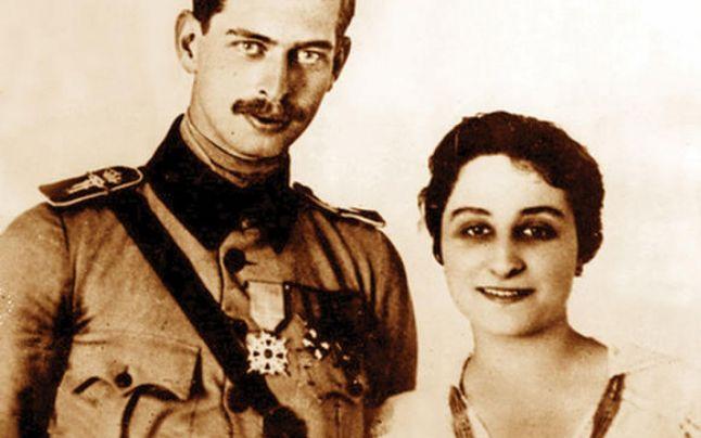 Carol al II-lea şi Zizi Lambrino - foto preluat de pe  adevarul.ro