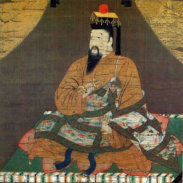 Emperor Go-Daigo (November 26, 1288 – September 19, 1339) was the 96th emperor of Japan, according to the traditional order of succession - foto: en.wikipedia.org
