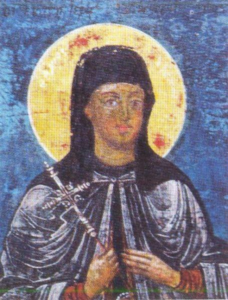 Sfântul Cuvios Nou Mucenic Ilarion Criteanul. Prăznuirea sa de către Biserica Ortodoxă se face la data de 20 septembrie - foto: doxologia.ro