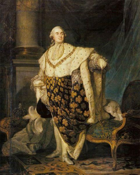 Ludovic al XVI-lea (n. 23 august 1754, Versailles - d. 21 ianuarie 1793, decapitat în Paris) a fost rege al Franței și al Navarei din 1774 și până în 1789, rege al francezilor din 1789 și până în 1793. A fost ultimul reprezentant al Absolutismului și o victimă a Revoluției Franceze - in imagine. Ludovic XVI de Joseph Siffred Duplessis - foto: ro.wikipedia.org