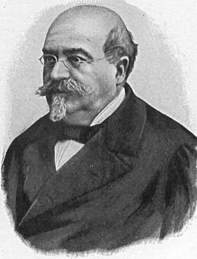Mihail Kogălniceanu (n. 6 septembrie 1817, Iași – d. 1 iulie 1891, Paris) a fost un om politic de orientare liberală, avocat, istoric și publicist român originar din Moldova, care a devenit prim-ministru al României la 11 octombrie 1863, după Unirea din 1859 a Principatelor Dunărene în timpul domniei lui Alexandru Ioan Cuza, și mai târziu a servit ca ministru al Afacerilor Externe sub domnia lui Carol I. A fost de mai multe ori ministru de interne în timpul domniilor lui Cuza și Carol. A fost unul dintre cei mai influenți intelectuali români ai generației sale (situându-se pe curentul moderat al liberalismului). Fiind un liberal moderat, și-a început cariera politică în calitate de colaborator al prințului Mihail Sturdza, în același timp ocupând funcția de director al Teatrului Național din Iași și a publicat multe opere împreună cu poetul Vasile Alecsandri și activistul Ion Ghica - foto preluat de pe ro.wikipedia.org