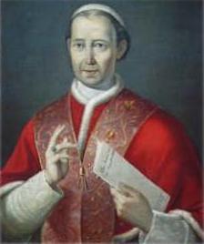 Papa Leon al XII-lea născut Annibale della Genga, numele complet fiind: Annibale Francesco Clemente Melchiore Girolamo Nicola della Genga (n. 22 august, 1760, la Genga, aproape de Ancona - †10 februarie, 1829, la Roma) a fost al 252-lea Papă, din anul 1823 până în anul 1829 - foto: ro.wikipedia.org
