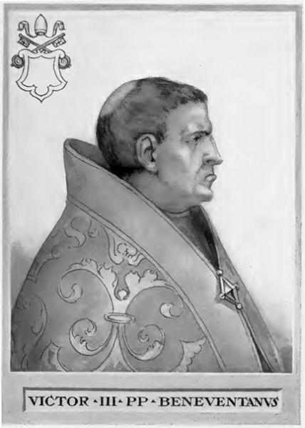 Papa Victor al III-lea a fost un papă al Romei. A fost beatificat (declarat fericit) - foto: en.wikipedia.org