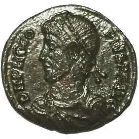 Procopius (n. 326 în Cilicia; d. 27 mai 366) a fost un uzurpator împotriva împăratului Valens. După Ammianus Marcellinus, el era văr de mamă cu Iulian Apostatul - foto: ro.wikipedia.org