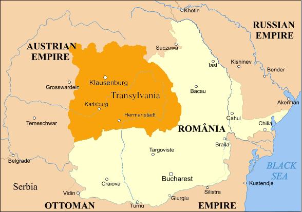 România - Principatele Unite (1859-1878) - foto preluat de pe ro.wikipedia.org