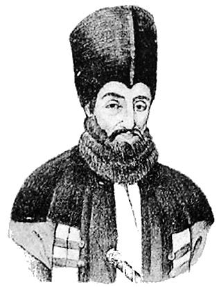 Scarlat Callimachi (n. 1773 în Constantinopol; d. 12 decembrie 1821) a fost domnul Moldovei în perioadele 24 august 1806 - 26 octombrie 1806, 4 august 1807 - 13 iunie 1810 și 17 septembrie 1812 - iunie 1819 și al Țării Românești între februarie - iunie 1821 - foto: ro.wikipedia.org