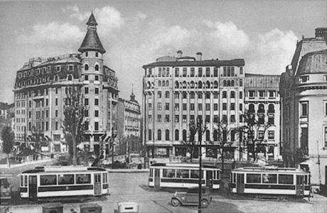 Teatrul Municipal (fost Teatrul Lucia Sturdza Bulandra, în prezent se numește Teatrul Bulandra) - foto: financiarul.ro