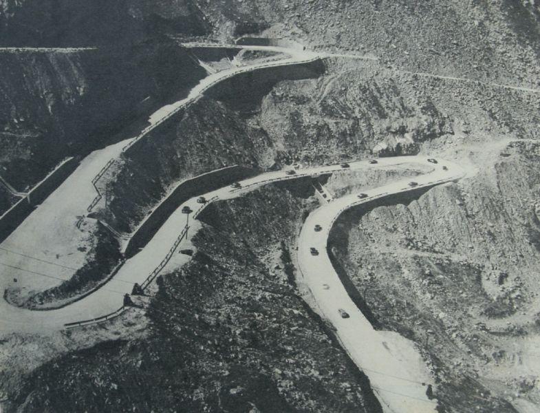 Transfăgărășan în 1974 - foto: ro.wikipedia.org