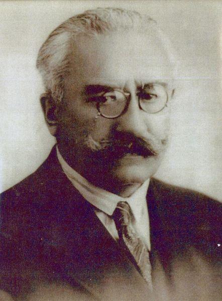 Alexandru Vaida Voevod (n. 27 februarie 1872, Olpret, azi Bobâlna — d. 19 martie 1950, Sibiu), om politic, medic, publicist, unul dintre liderii marcanți ai Partidului Național Român din Transilvania, apoi al Partidului Național Țărănesc - foto: ro.wikipedia.org